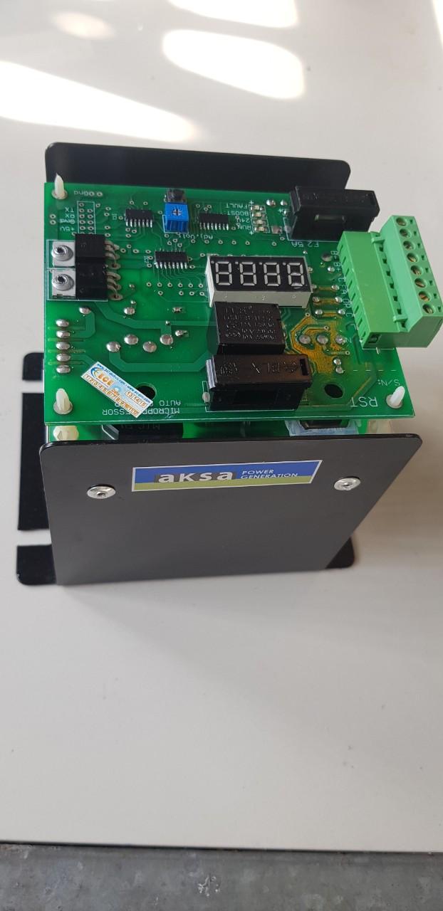Sạc bình tự động 12 VDC – 24 VDC (CV)